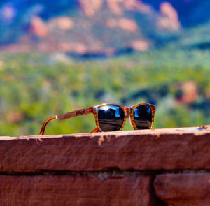 Magz // Silk Acetate & Wood // Polarized