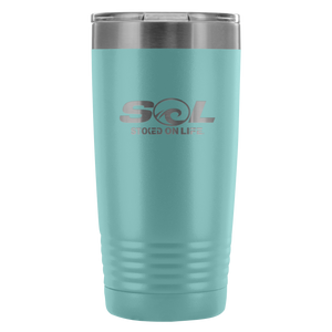 20 oz Vacuum Tumbler - 12 colors