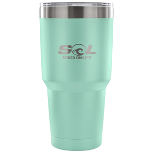 30 oz Vacuum Tumbler- 7 colors