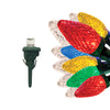 StayBright® Color Choice® LEDs - C-9 - Warm White/Multi