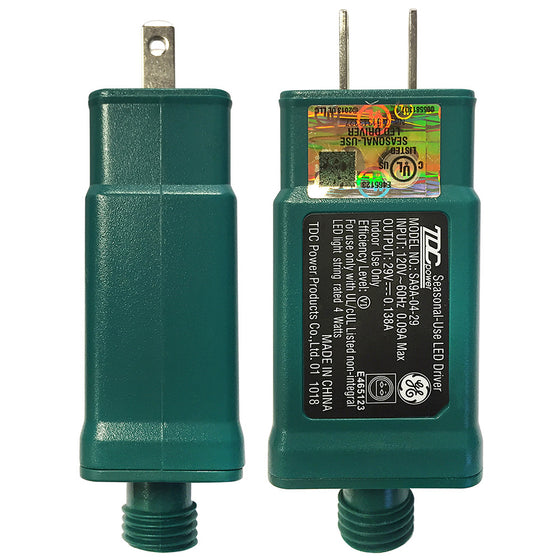 Color Choice® Power Adapter - SA9A-04-29