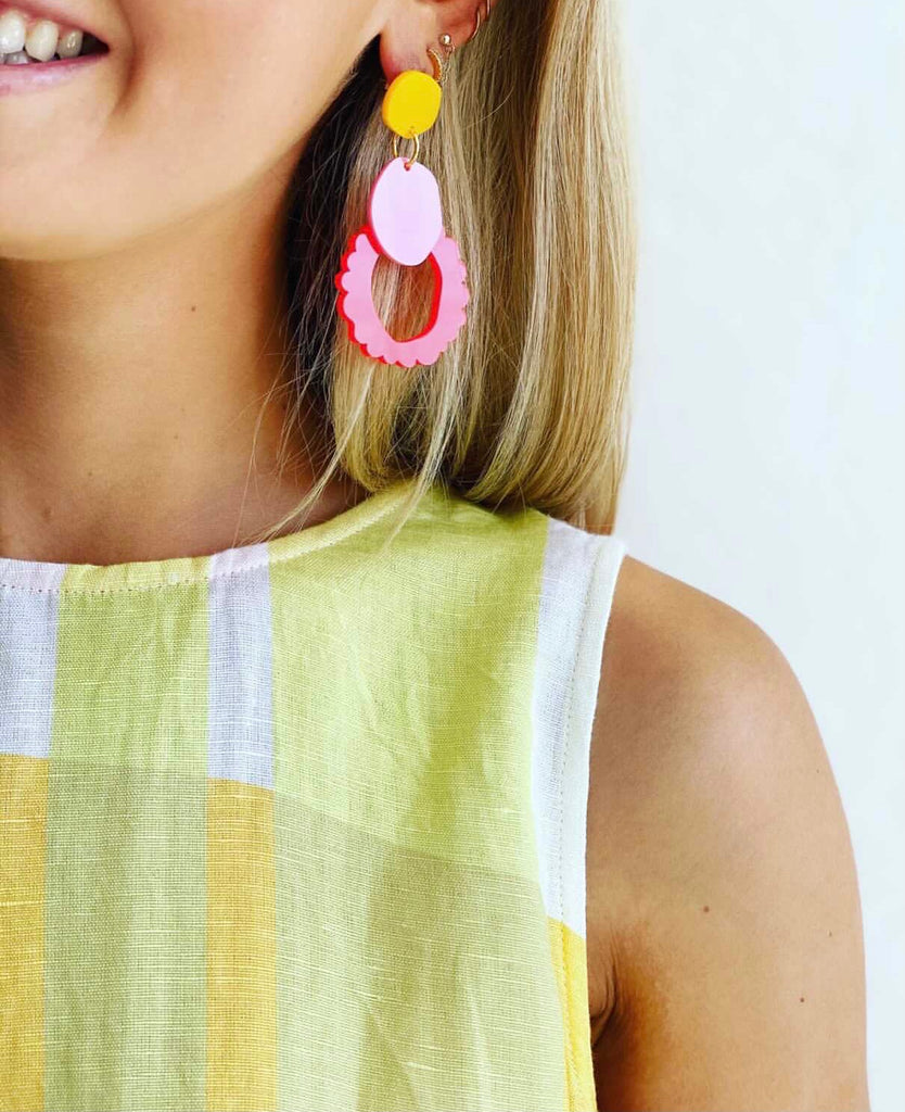 Rita Earrings // 3 colour options