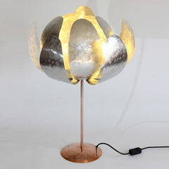 Colin Chetwood 'Peony' table lamp