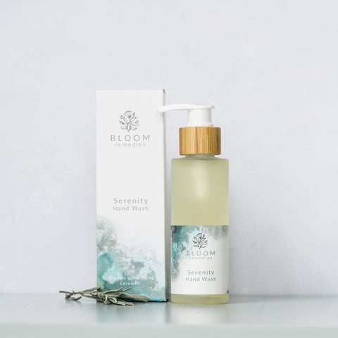 Bloom Remedies Serenity luxury Hand Wash