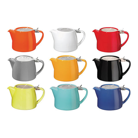 Stump Teapots (variety of colours)