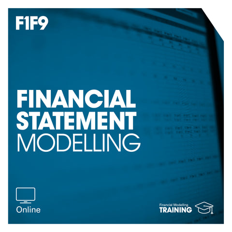 Financial Statement Modelling (online)