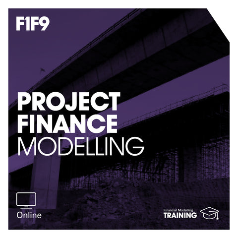 Project Finance Modelling (online)