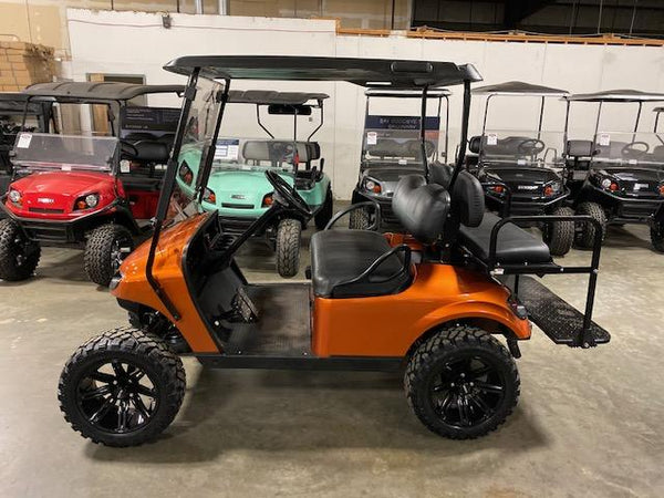 cost for a used golf cart ezgo used
