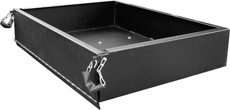 Cargo Box Kit, Yamaha G14,16,19,& 22 : BOX-010