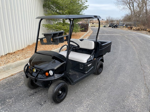 2019 Cushman Hauler 800 Electric