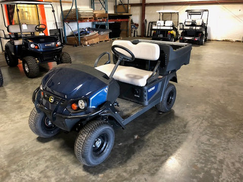 2018 Cushman Hauler 800X Electric