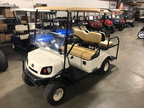 2019 Cushman Shuttle 2+2 Gas