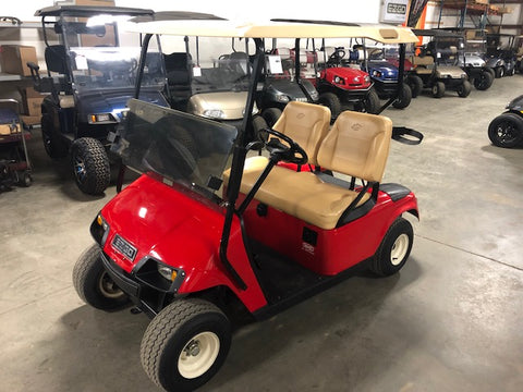 2014 EZGO TXT48 Electric