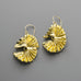 Accordion Earrings A-030