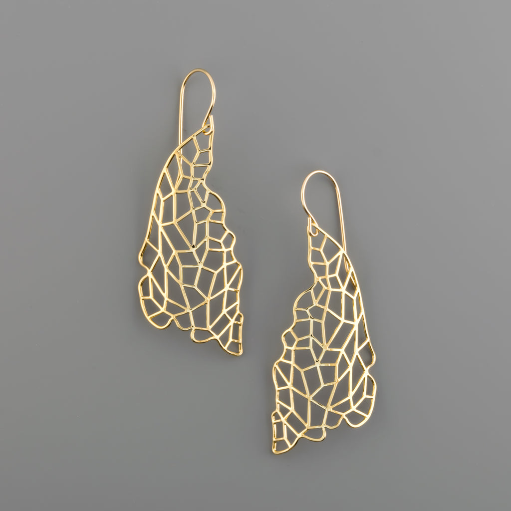 Junctions earrings A-176