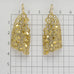 Bubbles earrings A-179