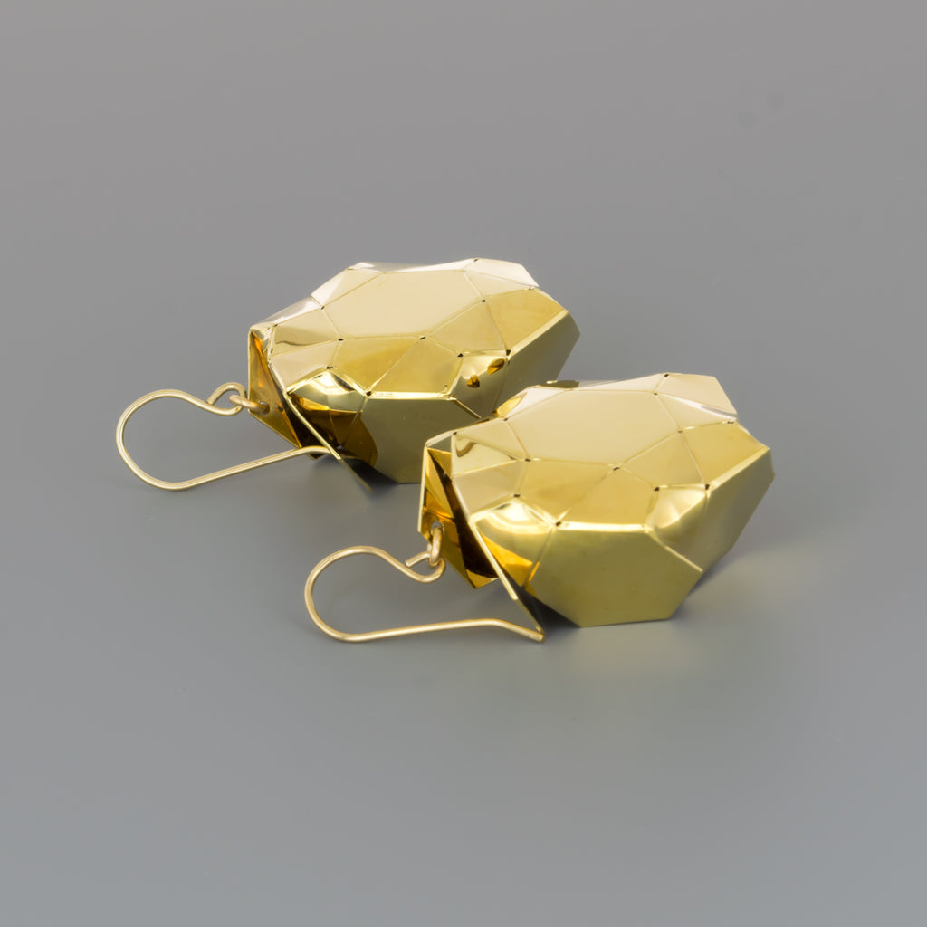 Tessellation earrings A-187