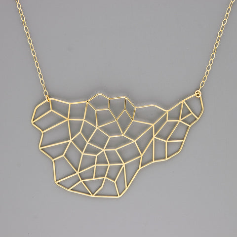 Junctions Necklace A-393