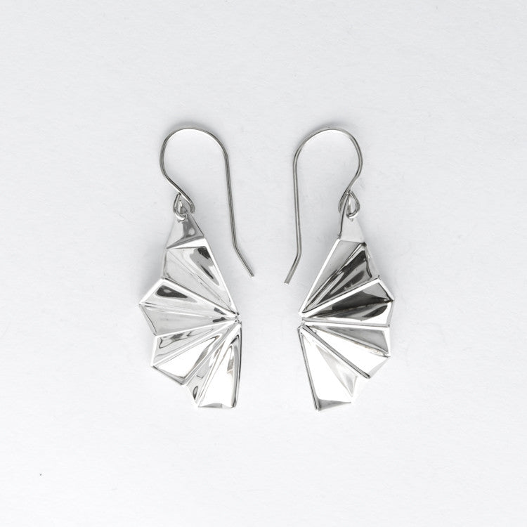 Tessellation Earrings A-021