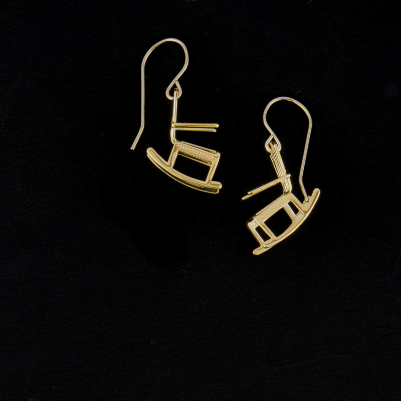 Rocking chair Earrings