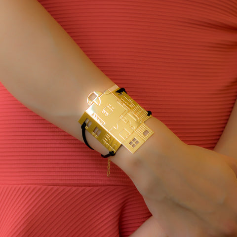 Apartment Plan Bracelet