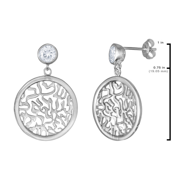 Noa-נועה Shema Earrings