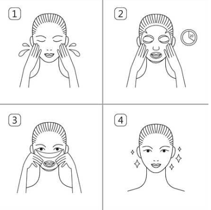 How to Sheet Mask