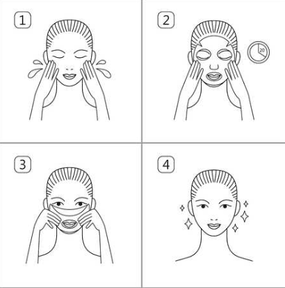Sheet Mask Instruction