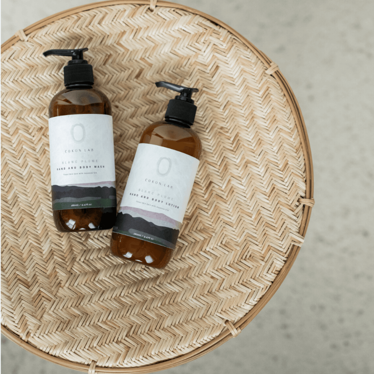 Silk Hand & Body Lotion - Invigorating