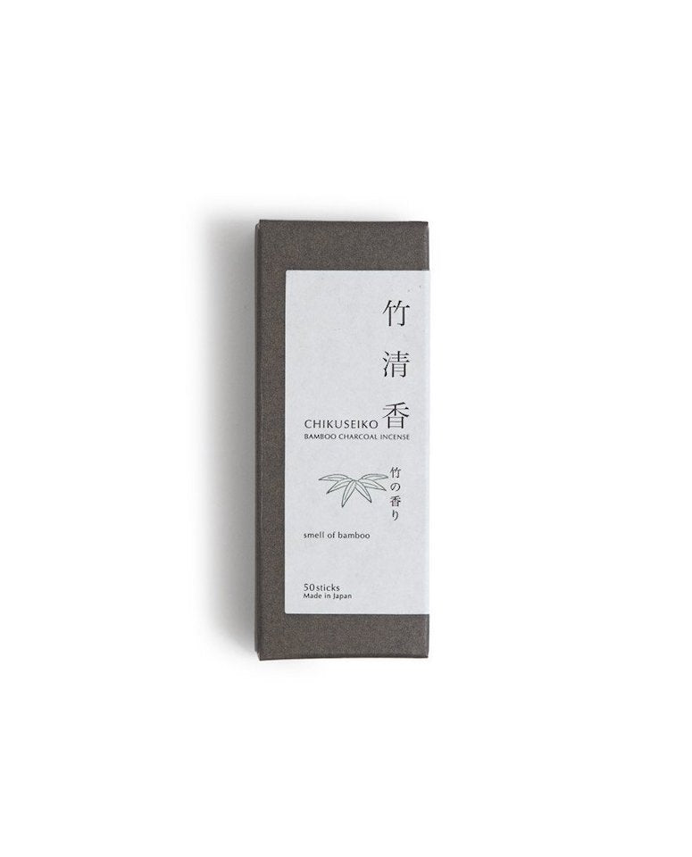 Smoke-Free Natural Bamboo Charcoal Incense
