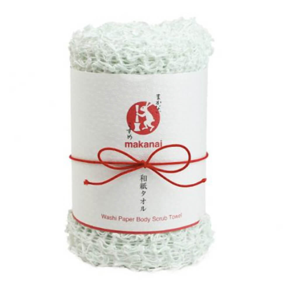 Washi Body Scrub Towel