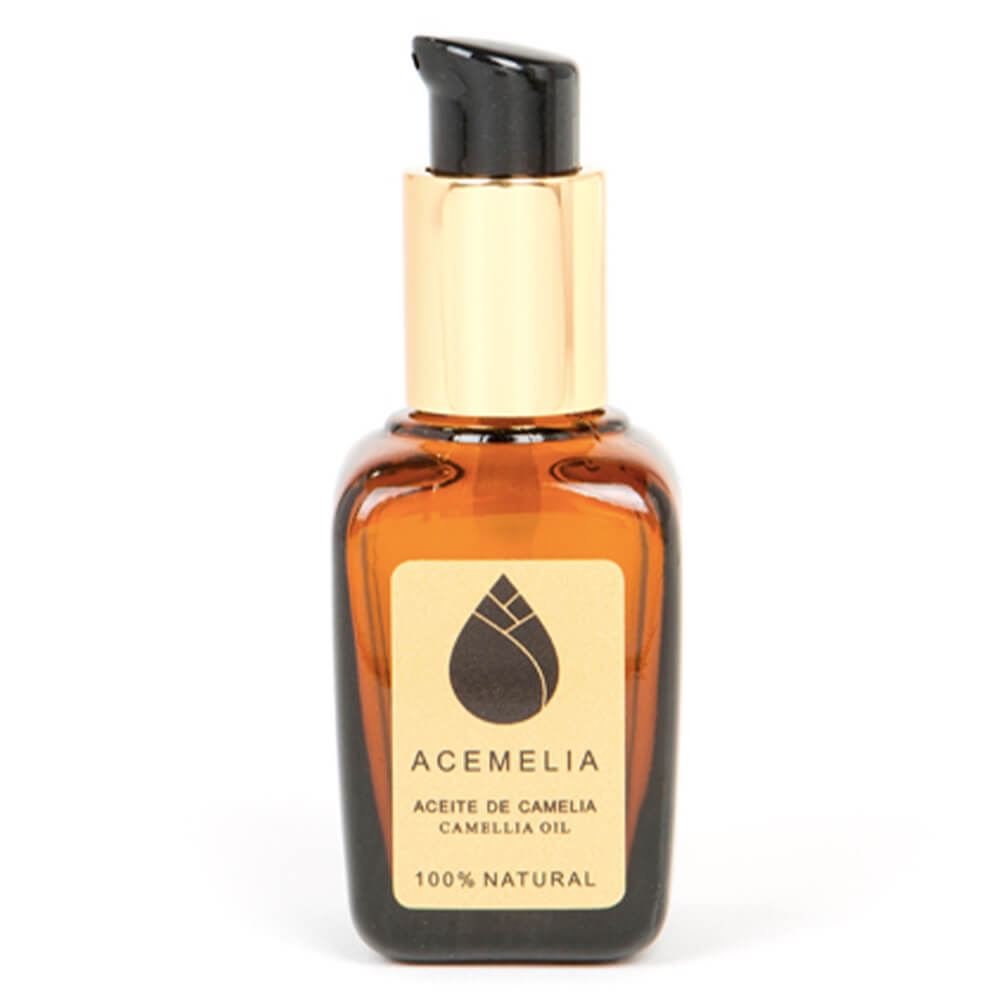 ORGANIC CAMELLIA OIL COLD PRESSED 30ML
