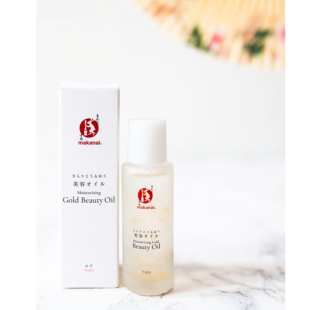 Moisturising Gold Beauty Oil