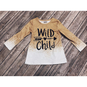 CLEARANCE SALE — Wild Child Shirt
