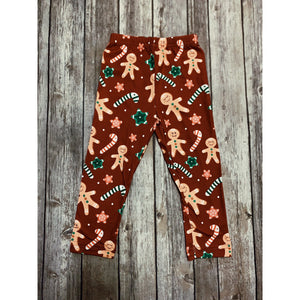 CLEARANCE SALE — Gingerbread Leggings