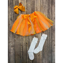 Load image into Gallery viewer, CLEARANCE SALE — Orange Crush Tutu