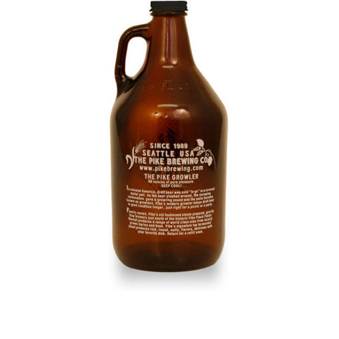 Growler: Picnic Jug-Type, Screw-Cap — BACK