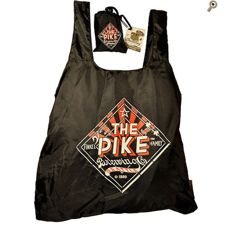 "The Pike ""Chico"" Bag — FRONT / BAG HOLDER"