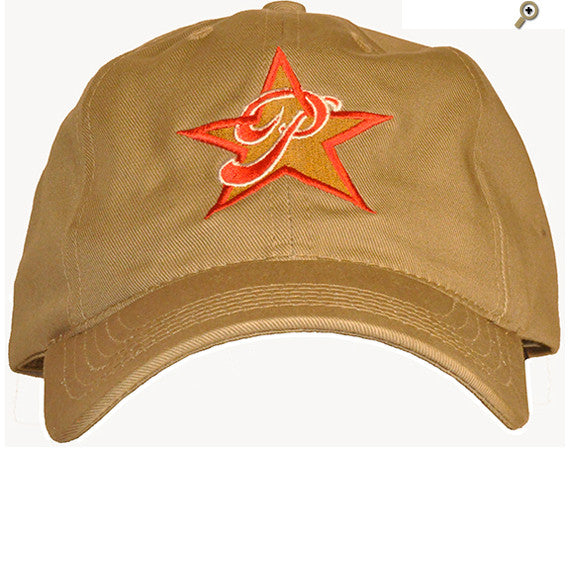 Cap: Star P — FRONT (shown in Jalepeño)