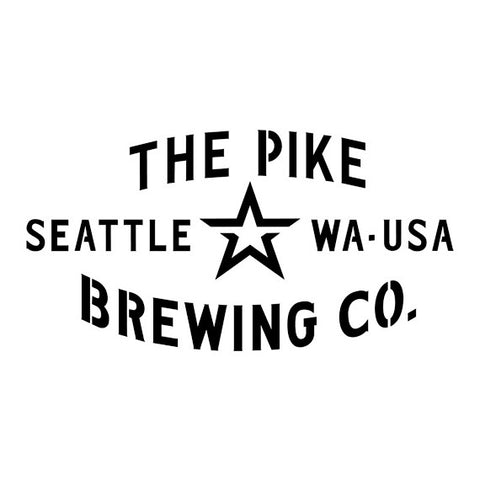 LOGO: The Pike Brewing Co, Seattle - USA