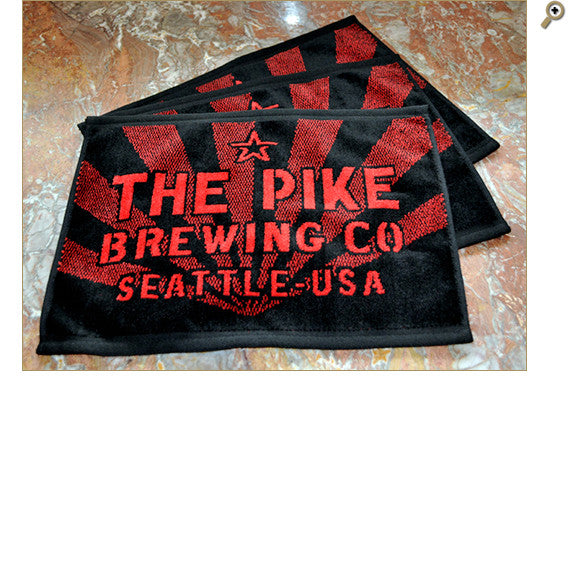 Pike Bar Towel