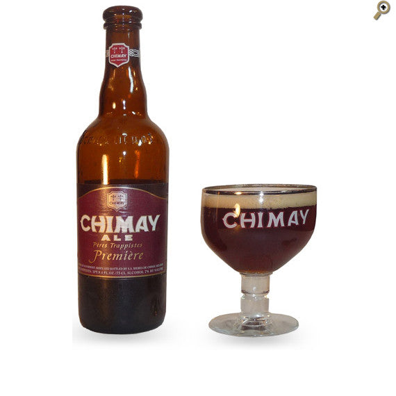 Chimay Belgian Abbey Glass