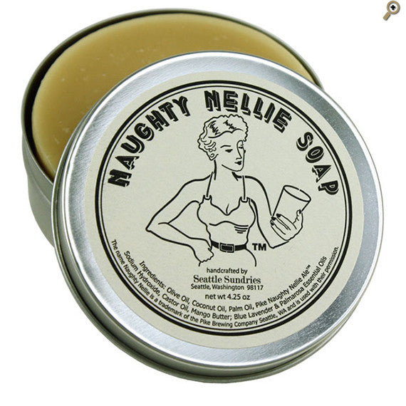 Naughty Nellie Soap