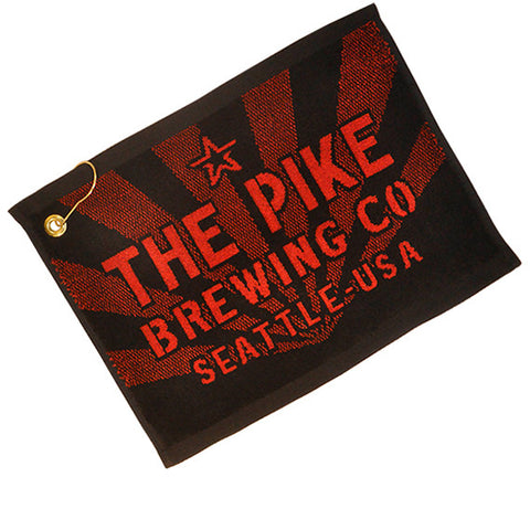 Pike Golf Towel