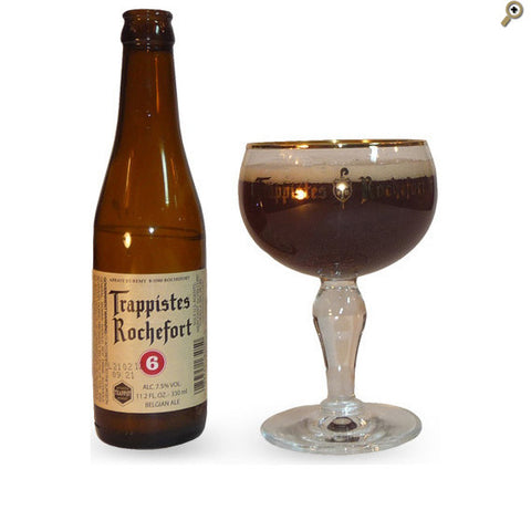 Rochefort Belgian Abbey Glass