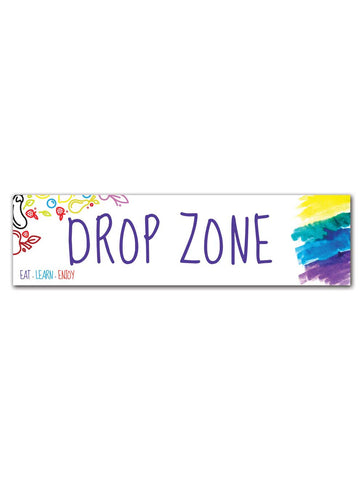 Bright & Beautiful - Drop Zone Board