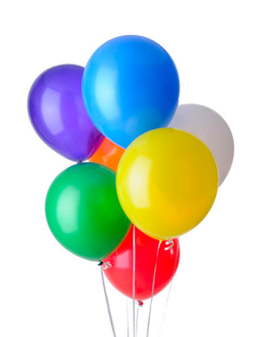 Multi Colour Balloons