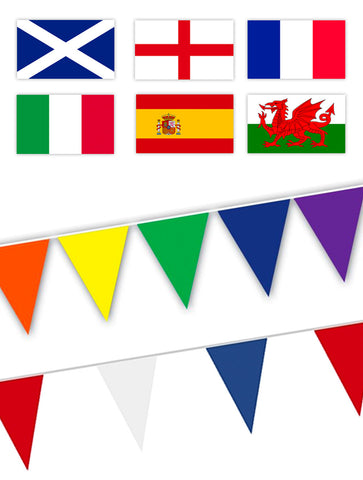 Bunting - 10m Length