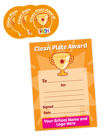 Clean Plate Rewards
