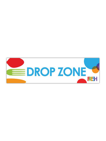 Fresh - Drop Zone Board